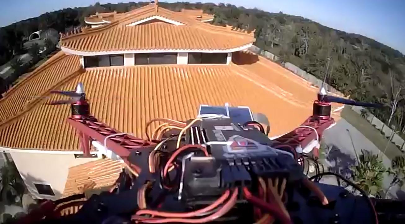 Shaolin drone